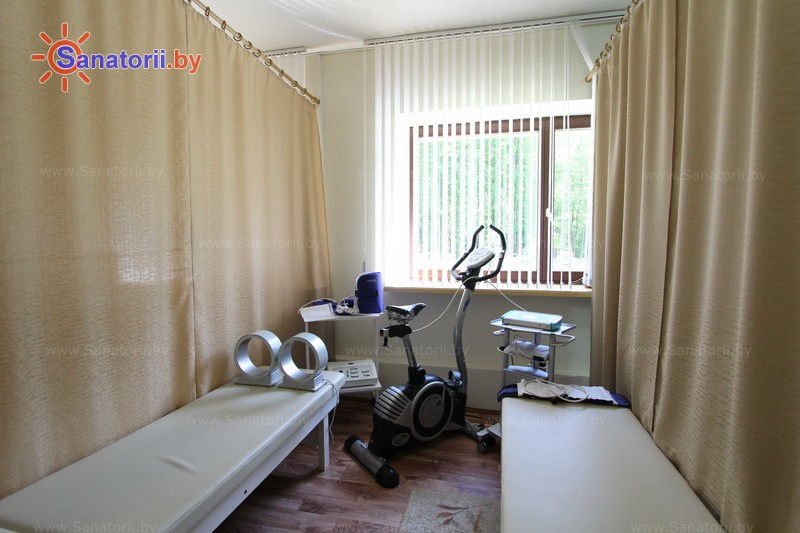 Санатории Белоруссии Беларуси - санаторий Свитязь - Магнитотерапия