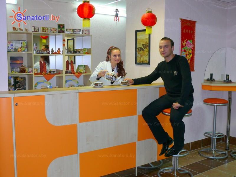 Санатории Белоруссии Беларуси - санаторий Свитязь - Фитотерапия