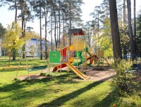 health-improving complex Raketa - Playground for children
