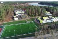 оздоровительный комплекс Ракета - Спортплощадка