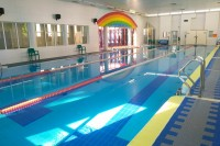 Raketa - Swimming pool