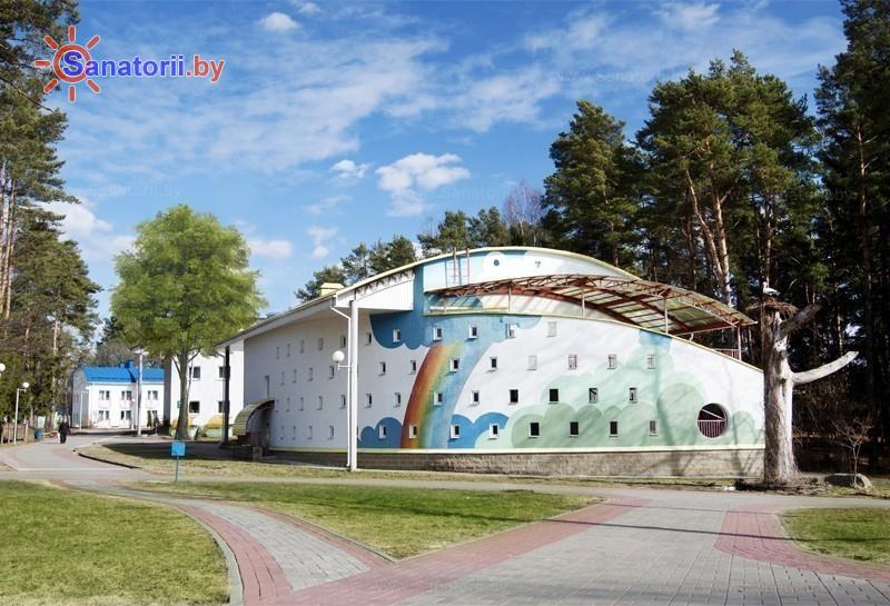 Санатории Белоруссии Беларуси - оздоровительный комплекс Ракета - спальный корпус №2