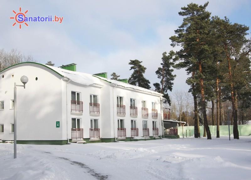 Санатории Белоруссии Беларуси - оздоровительный комплекс Ракета - спальный корпус №4