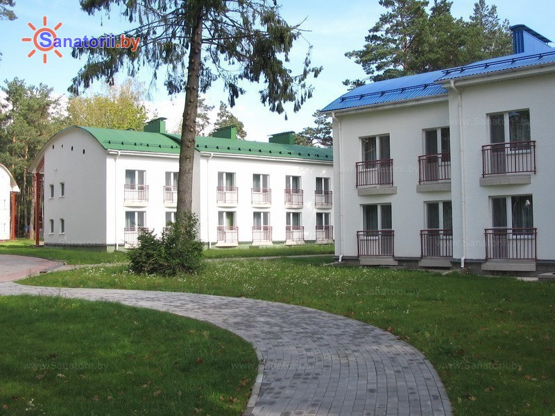 Санатории Белоруссии Беларуси - оздоровительный комплекс Ракета - спальный корпус №3