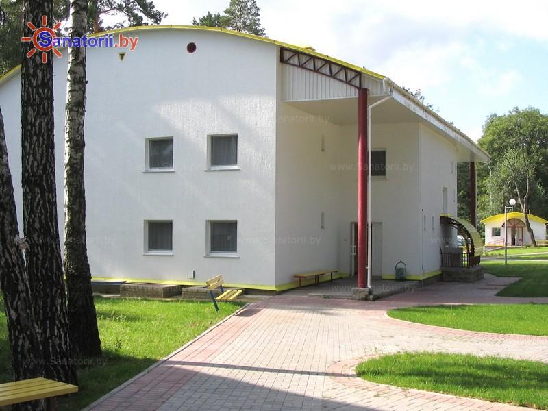 Санатории Белоруссии Беларуси - оздоровительный комплекс Ракета - спальный корпус №1