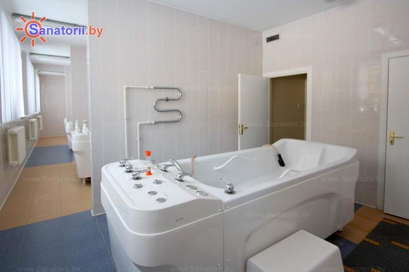 Санатории Белоруссии Беларуси - оздоровительный комплекс Ракета - Ванны общие