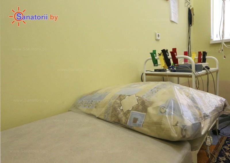 Санатории Белоруссии Беларуси - оздоровительный комплекс Ракета - Холтеровское мониторирование