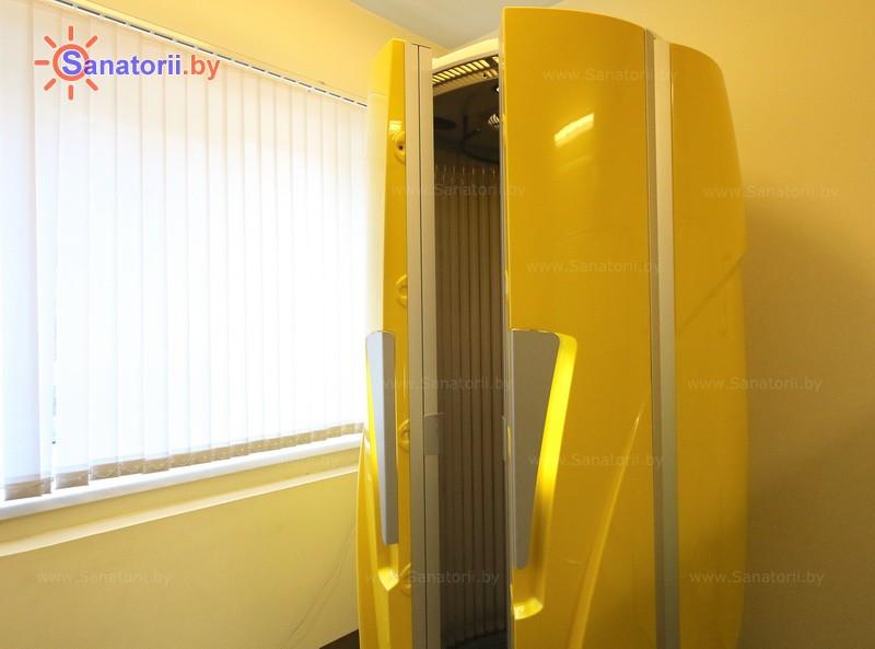 Санатории Белоруссии Беларуси - оздоровительный комплекс Ракета - Солярий