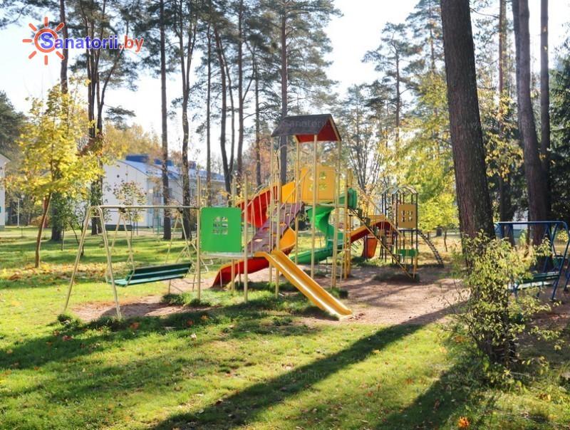 Санатории Белоруссии Беларуси - оздоровительный комплекс Ракета - Детская площадка