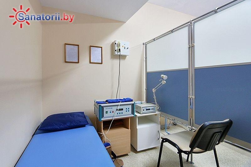 Санатории Белоруссии Беларуси - оздоровительный комплекс Ракета - Магнитотерапия