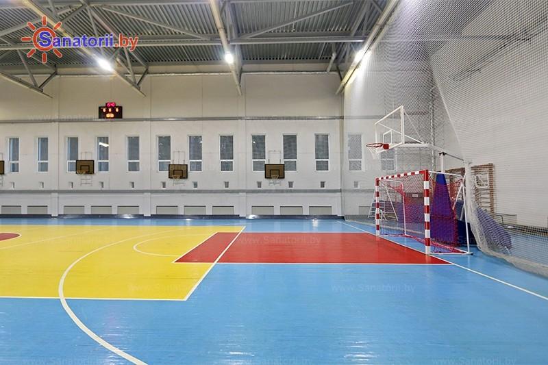 Санатории Белоруссии Беларуси - оздоровительный комплекс Ракета - Спортзал