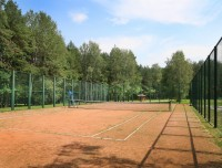 health resort Belaya vezha - Tennis court