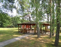 health resort Belaya vezha - Barbeque site