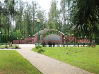 health resort Belaya vezha - Outdoor disco