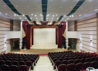 health resort Belaya vezha - Cinema