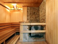 health resort Belaya vezha - Sauna Finnish