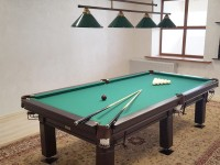health resort Belaya vezha - Billiards