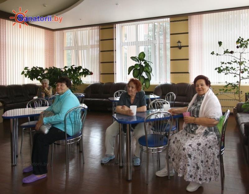 Санатории Белоруссии Беларуси - санаторий Белая вежа - Фитотерапия
