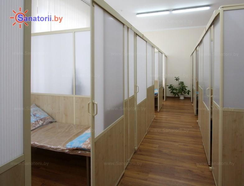 Санатории Белоруссии Беларуси - санаторий Белая вежа - Озокерито-парафинолечение
