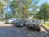 health resort Berezina Borisov - Parking