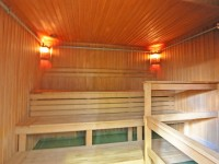 health resort Berezina Borisov - Sauna Finnish