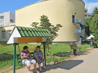санатория Березина-Борисов - Территория и природа