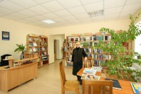 health resort Berezina Borisov - Library