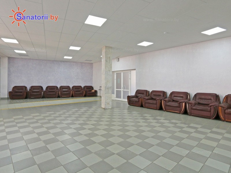 Санатории Белоруссии Беларуси - санаторий Березина-Борисов - Танцевальный зал