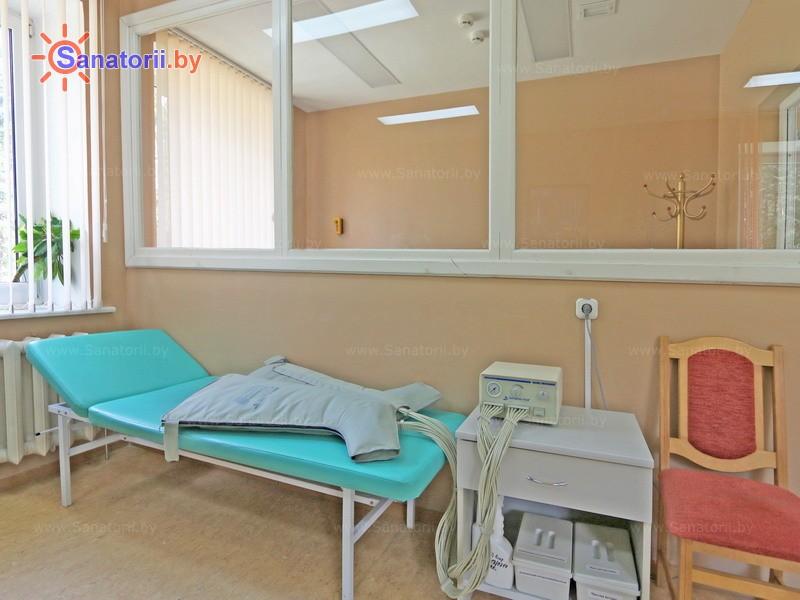 Санатории Белоруссии Беларуси - санаторий Березина-Борисов - Компрессионная терапия