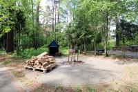 санаторий Вяжути - Площадка для шашлыков