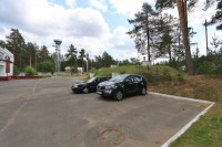 health resort Viaguti - Parking