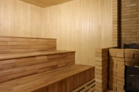 health resort Viaguti - Sauna Finnish