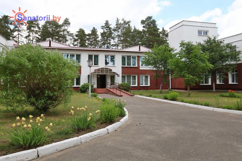Санатории Белоруссии Беларуси - санаторий Вяжути - спальный корпус №1