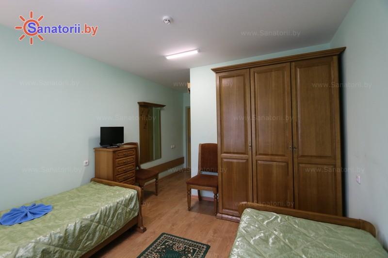 Санатории Белоруссии Беларуси - санаторий Вяжути - двухместный однокомнатный (спальный корпус № 1, 2, 3)