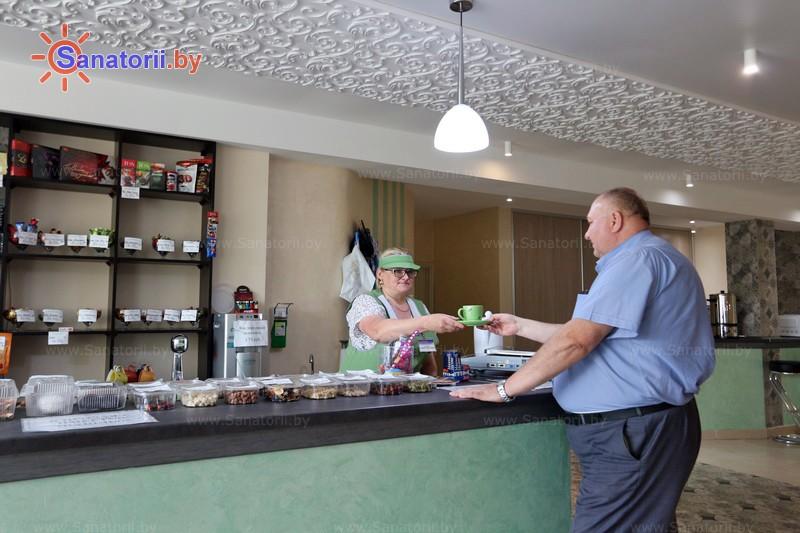 Санатории Белоруссии Беларуси - санаторий Вяжути - Бар