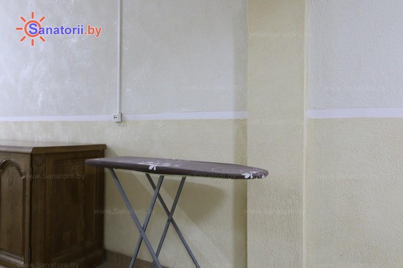 Санатории Белоруссии Беларуси - санаторий Вяжути - Гладильная комната