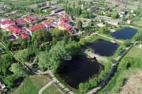 health resort Yaselda - Water reservoir