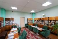 санаторий Сосны - Библиотека