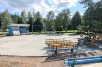 health resort Sosny Mogilev - Outdoor disco