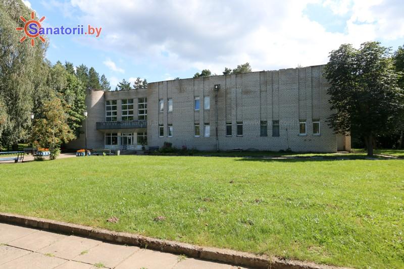 Санатории Белоруссии Беларуси - санаторий Сосны - водолечебница