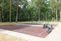 health resort Jemchujina Grodno - Tennis court