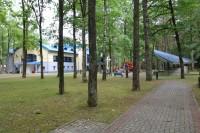 санатория Жемчужина - Территория и природа