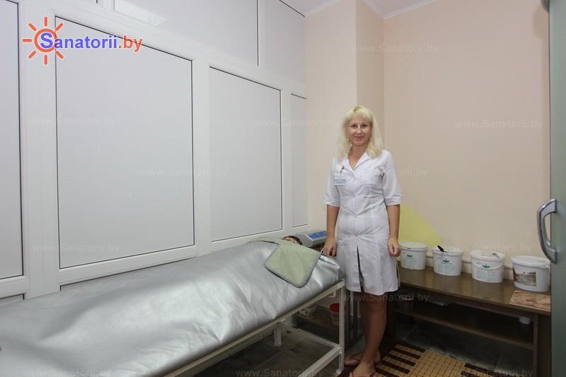Санатории Белоруссии Беларуси - санаторий Жемчужина - Косметические обертывания