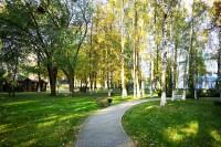 оздоровительного центра Энергия - Территория и природа