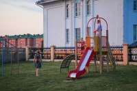 оздоровительный центр Энергия - Детская площадка