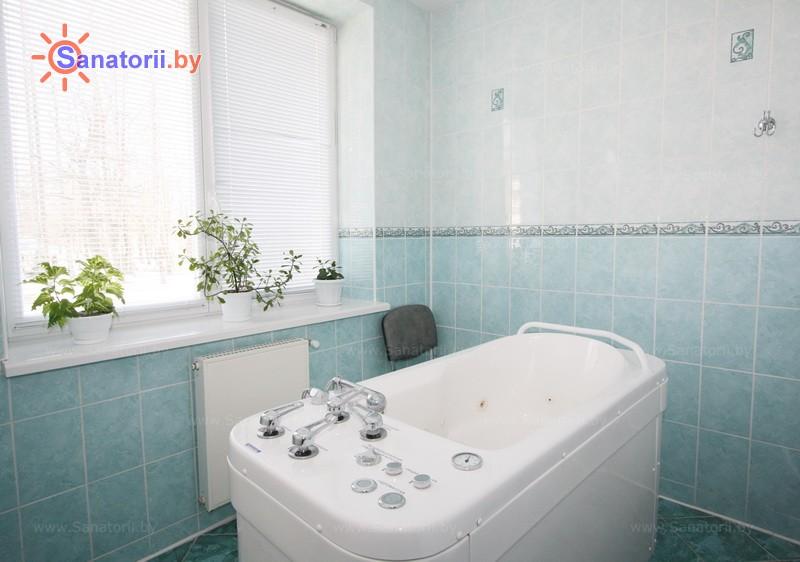 Санатории Белоруссии Беларуси - оздоровительный центр Энергия - Ванны вихревые