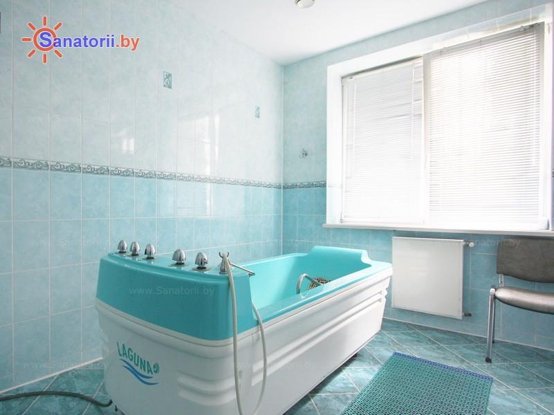 Санатории Белоруссии Беларуси - оздоровительный центр Энергия - Душ-массаж подводный