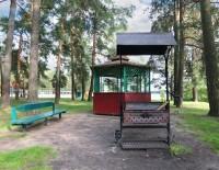 санаторий Ружанский - Площадка для шашлыков