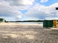 санатория Ружанский - Пляж