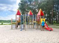 санаторий Ружанский - Детская площадка